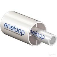 Adapter Eneloop Batere AA ke D type