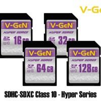 V-GeN MicroSD 16GB Hyper