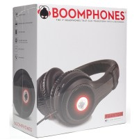 Boomphones Headphones Phantom - Matte Black