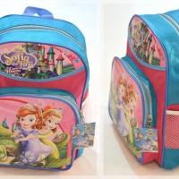 Jual tas princess sofia anak perempuan tk sekolah kado ultah souvenir Murah