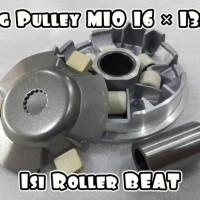 harga Big Pulley Mio Ktc 16 X 13mm (isi Roller Beat) Tokopedia.com