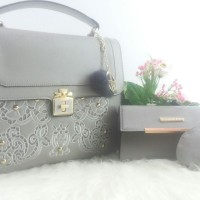 Tas Import Wanita Merk VB Fashion 3 in 1