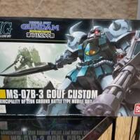 Gundam decals HG MS-07B-3 Gouf Custom B3 62326