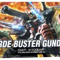 HG 1/144 Verde Buster Gundam