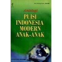 "Yayasan Obor ""Antologi Puisi Indonesia Modern Anak-Anak"""