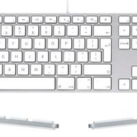 Apple Keyboard With Numeric KEYPAD MB110