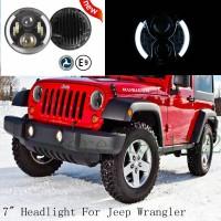 Lampu Utama Head Light Jeep Wrangler Jk