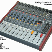mixer allen heath ZED 1200 FX USB 12 chanel