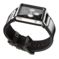 LunaTik Leather Watch Band for iPod nano 6th