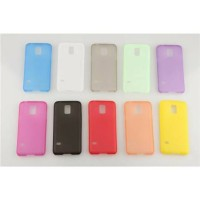 soft case/ultra thin case/case warna untuk Samsung Galaxy S5 Mini