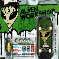 Tech deck fingerboard alien workshop seri 5