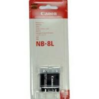 BATERAI CANON NB-8L FOR CB-2LAC/AE