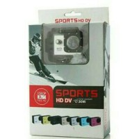 SPORTCAM HD DV ACTION CAMERA NON WIFI 1080p 12mp