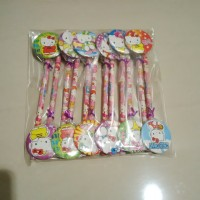 Pensil Dan Pin Hello Kitty