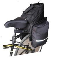 harga Tas Pannier   Trunk Bag   Tas Sepeda Eibag 1502 Hitam Tokopedia.com