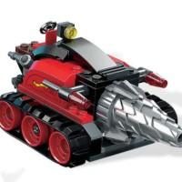 Part Out Lego 6860 The Batcave | Drill Tank + Buku manual via e-mail