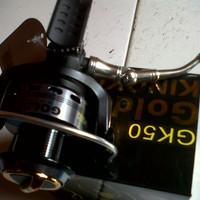 harga Golden Fish Kingkong GK 50 Tokopedia.com