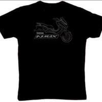 Kaos Yamaha XMAX/ T-Shirt NMAX