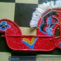 Mainan Kuda lumping, kuda kepang ,jathilan mini