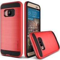 VERUS Verge Case for HTC One M9 Original - Chrimson Red