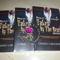Taken By The Beast By Carmen Labohemian (Penulis Wattpad)