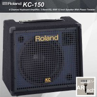 harga Ampli Roland KC150 / KC 150 Keyboard Amplifier 4 Channel 65 Watt Tokopedia.com