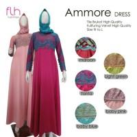 kebaya hijab / amore full furing