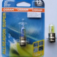 BOHLAM OSRAM ALL SEASON SUPER BeAT FI Nok 1 / Kaki 1 Socket M5
