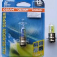 BOHLAM OSRAM ALL SEASON SUPER Xeon RC & GT 125 Nok 1 / Kaki 1