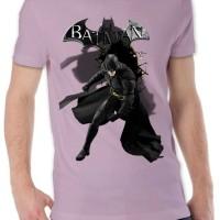 harga T-shirt Glory Kaos 3d Batman 3d Ungu Muda Tokopedia.com