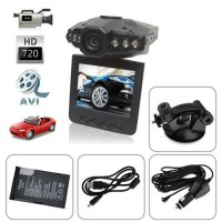 Harga Kamera cctv mobil car recorder 6 IR LED 2 5 Inch TFT Color LCD DVR   WIKIPRICE INDONESIA
