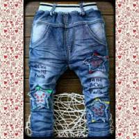 "Celana Jeans Anak ""Stars"""