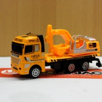 harga Miniatur Alat Berat : Excavator Truck Tokopedia.com