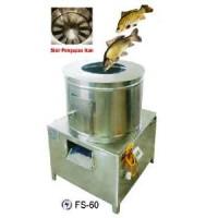 Fs-60 Fish Scale Remover (Mesin Penghilang / Pengupas Sisik Ikan)