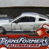 Transformers Alternators 124 FORD Mustang GT WHEELJACK Transformable H