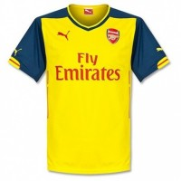 Jual Jersey Grade Ori Arsenal away 14/15 Murah