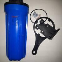 """Housing Filter Air Nanotec 10"""" Blue Drat 3/4"""""""