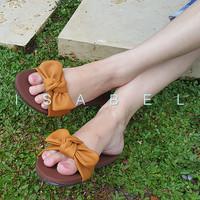 harga Sandal Sendal Pita Orange Tokopedia.com
