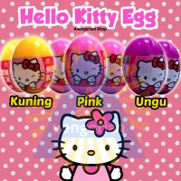 Hello Kitty Surprise Egg Playset
