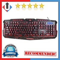 MARVO K636L Wired Gaming Keyboard Multimedia