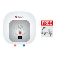 Harga water heater lamborghini tipe taurus 15 liter tem bonus kran | Pembandingharga.com