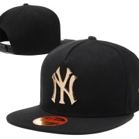 harga Topi Snapback New Era 9Fifty MLB NY Metal Hitam - Import Tokopedia.com