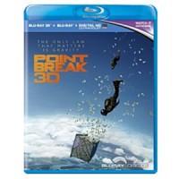 Tersedia Film BluRay Disc 3D Judul : Point Break 3D [2015]