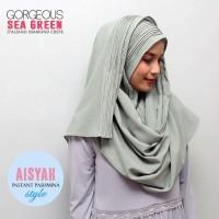 Pashmina Instant, Hijab Instan, Khimar, Jilbab Instan, Kerudung Aisyah