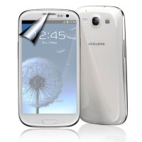 Anti-Glare Frosting LCD Screen Protector for Samsung Galaxy SIII