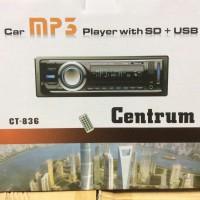 CENTRUM Tape Mobil Mp3, USB, FM + Remote Control