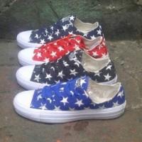 paling murah sepatu converse motif bintang pria | wanita