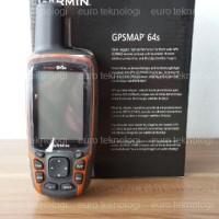Jual GPS Garmin 64s type terbaru dan murah