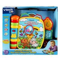 VTech Animal Friends Nursery Rhymes Book Yellow