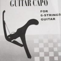 Capo Guitar Fender Designed For 6-string Guitre Acoustic Electric